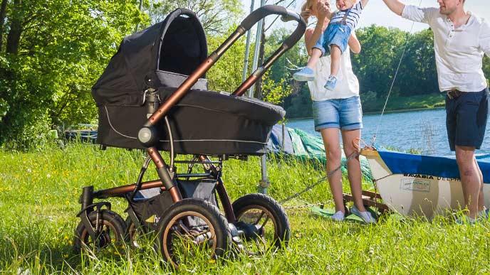 mehrteilige Kinderwagen-Sets von Hauck